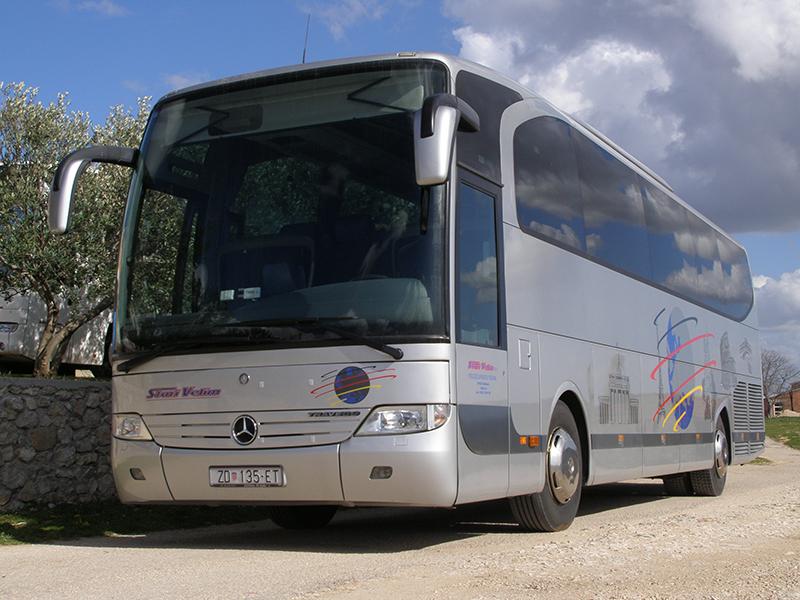 Mercedes Travego 48+1 putnik